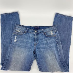 Fidelity Rocco wanna Taube vintage blue jeans